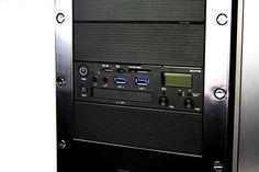 Más opciones para el frontal de tu ordenador con el Scythe Kama Panel 3.1  http://www.xataka.com/p/105781