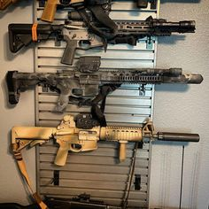 """DEFCON Creative on Instagram: """"Mk18 Monday…. It's low effort but honestly I can't get the guns off my wall and positioned for a photo so it's what we've got. (The top one…"""""""