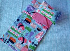 Check out this item in my Etsy shop https://www.etsy.com/listing/248780800/sushi-doll-sleeping-bag-set-handmade