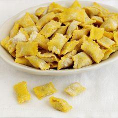 ravioli-del-plin-piemonte Snack Recipes, Snacks, Cereal, Cooking, Breakfast, Food, Noodle, Gastronomia, Snack Mix Recipes