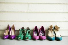 Which pair would you wear? #wedding #shoes