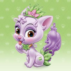 Lily - Disney Princess Palace Pet - Tiana