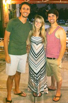 Luke, Hagen and Carter in Wilmington
