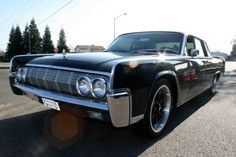 64 Lincoln Continental one day you will be mine!