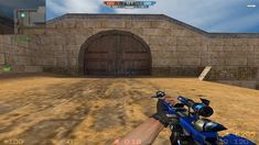 Download Counter Strike Extreme V7 PC Games Gameplay
