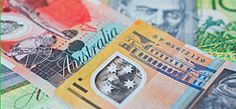 Forex - Australian dollar down ahead of busy Asian data day, RBA review