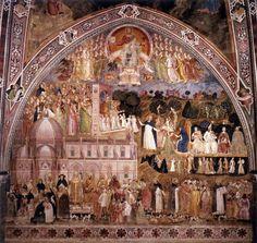 "deadpaint:  "" Andrea de Firenze, The Way of Salvation (1365-67)  """