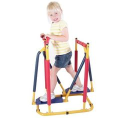 Redmon 9203 Fun and Fitness Health System for Kids Air Walker Fun Workouts, At Home Workouts, Cardio Equipment, Kids Gym Equipment, Gymnastics Equipment, Exercise For Kids, Kids Workout, Pediatrics, Cool Kids