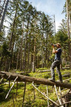 """Mit Filmen und Fotos wollen zwei junge Südbadener junge Menschen für den Nationalpark Schwarzwald begeistern: """"Abenteuer Schwarzwald"""" heißt ihr Vorhaben. Mit dem """"Young Explorer Project"""" bringen sie  Jugendliche mitten rein in den wunderschönen, wilden Schwarzwald."""