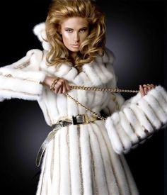 MIHAELA TALAPANESCU furry faux   #FW Coats