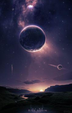 I Like It Wild And Cosmic...Always As Above So Below !... http://samissomarspace.wordpress.com