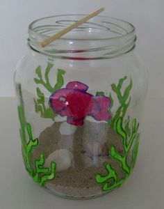 Fish Crafts, Diy And Crafts, Crafts For Kids, Atelier Theme, Aquarium Craft, Ocean Theme Crafts, Rainbow Fish, School Themes, Craft Activities