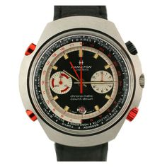 The Hamilton 1970's Chrono-Matic Count-Down is a great watch, in many ways. Read all about it at www.sometimeago.com!