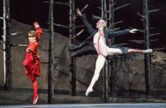 Liam Scarlett's Frankenstein review at the Royal Opera House, London