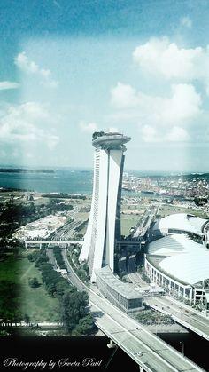 Marina Bay Sands #Singapore #marinabaysands #travel #tours