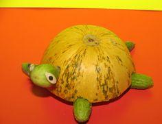 Картинки по запросу осенние поделки из овощей