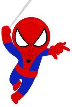 Resultado de imagem para homem aranha baby pinterest