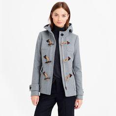 Classic duffle coat | J.Crew