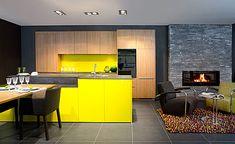 Küchenausstellung von Elbau – Inforama Showroom Showroom, Table, Furniture, Home Decor, Custom Kitchens, Kitchen Contemporary, Decoration Home, Room Decor, Tables