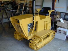 Mini- Dozer - WeldingWeb™ - Welding forum for pros and enthusiasts