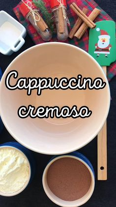 Great ways to make authentic Italian coffee and understand the Italian culture of espresso cappuccino and more! Sweet Recipes, Healthy Recipes, Bakery Recipes, Brunch, Easy Meals, Food And Drink, Tasty, Treats, Natal Diy
