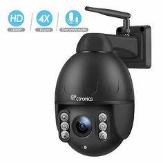 Ip Security Camera, Wireless Security Cameras, Security Tips, Ptz Camera, Carte Sd, Outdoor Camera, Wireless Home Security Systems, Dome Camera, Home Surveillance