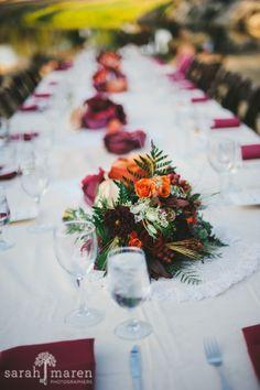 Backyard wedding in Loomis, California