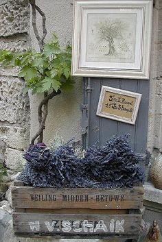 Les Baux de Provence, via flickr.com - could be one of favorite villages