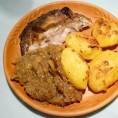 Mashed Potatoes, Food And Drink, Pork, Ethnic Recipes, Hungarian Recipes, Whipped Potatoes, Pork Roulade, Pigs, Smash Potatoes