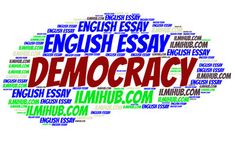 Best Essay on Democracy for Students