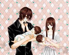 The Kuran family #VampireKnight