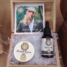 Our Gift Set with Beard Oil 30ml+Beard Balm 50ml packed in a wooden chest is the perfect gift for you. Or for maybe for him? £32 Free Shipping Worldwide. Buy online www.sweynforkbeard.co.uk #gift #giftforyou  #giftsforhim #beard #bearded #vikings #sweynforkbeard #beardoil #beardbalm #beardshampoo #mensgrooming #claypomade #moustachewax #barba #لحيه #beardie #beardlife #barber #barberconnect #beardgang #malegrooming #beardlove #beardedmen #hair