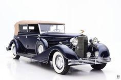 1933 V-16 All Weather Phaeton