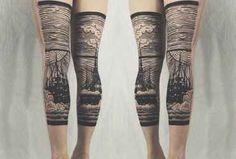 Sketch Tattoos Naomi Chi