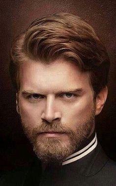 Kivanc Tatlitug-don't usually like beards, but I could make an exception...
