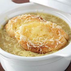 Atkins French Onion Soup. 7g Net Carbs.