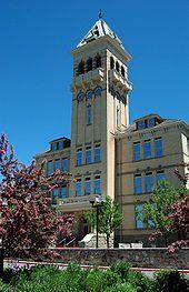~ Utah State University - Old Main ~