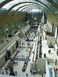 Musee d'Orsay - Paris, France >>> Where Daumier still lives!