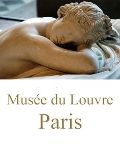 Hermaphroditus sleeping ~ Musée du Louvre ~ Paris