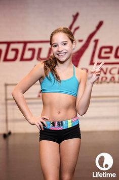 Mackenzie Ziegler has been so great this season on Dance Moms!