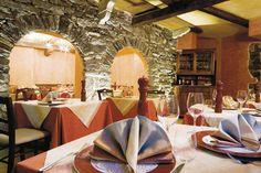 La taverna del Ristorante del Divin Porcello