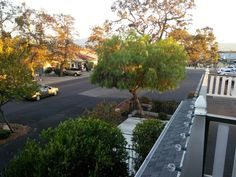 For Friends Inn, Santa Ynez, Ca.  View from our balcony.  Lovely rooms, friendly owners, delicious breakfast, and walking distance to great restaurants and wine tasting.