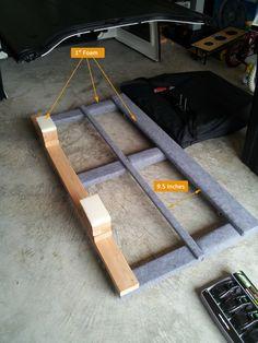 diy hardtop cart page 4 jeep pinterest bulletin. Black Bedroom Furniture Sets. Home Design Ideas