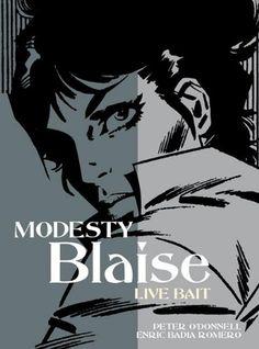 Bestseller Books Online Modesty Blaise: Live Bait (Modesty Blaise (Graphic…