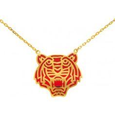 Collier Kenzo - Tigre