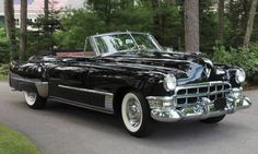 Vintage Cars Classic 1949 Cadillac Series Sixty Two Convertible. Cadillac Ats, Cadillac Series 62, Retro Cars, Vintage Cars, Antique Cars, Austin Martin, Convertible, Classy Cars, Cabriolet