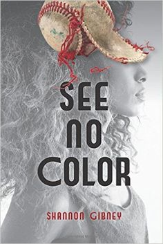 See No Color, by Shannon Gibney (released Nov 1, 2015). Alex has always identified herself as a baseball player, the daughter of a winning coach, but when she realizes that is not enough she begins to come to terms with her adoption and her race.
