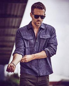 "Ryan Reynolds on Instagram: ""#RyanReynolds @vancityreynolds"" Ryan Reynolds Interview, Ryan Reynolds Style, New Fathers, Actors Images, James Mcavoy, Liam Hemsworth, Chris Pine, Jake Gyllenhaal, Ryan Gosling"