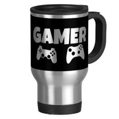 Gamer Controllers - Many colors - Funny Mug Many colors and sizes available. Durable and Professional Made. Fast Shipping available.   Find great gifts at www.zazzle.com/worksaheart  Hats, Phone Cases, Custom Gifts, Mugs, Travel Mugs, Aprons, Shirts for everyone, Techie Gifts, Home Gifts, Wedding Gifts and more!  #Funny #College #His # Hers #Pets #Love #Cats #Gaming #Gamer #Kids #Family #Drink #Beer #Pizza #Yoga #Food #Rescue #Holiday