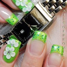 Nails & Watches (11) at #nailsofpromise  #3dnails #nailart #nailsgantshill